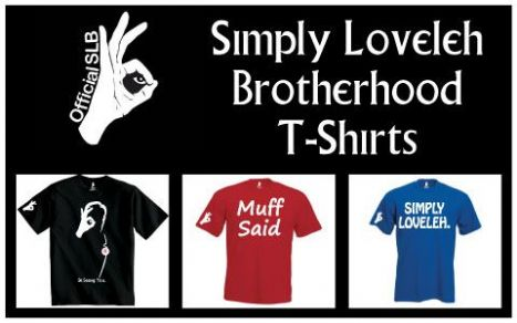 Simply Loveleh T-shirts